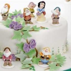 Сахарных фигурок на торт